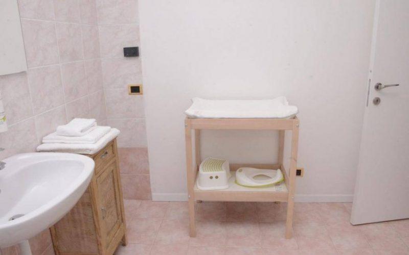 Bagno stanza 3