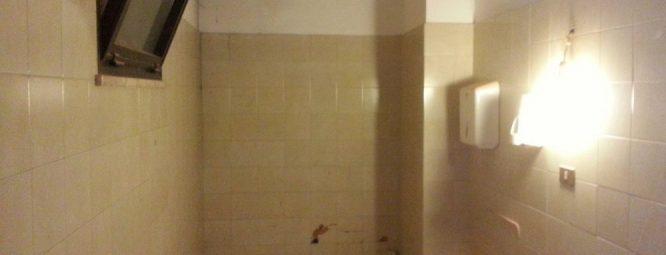 Spogliatoio e bagno