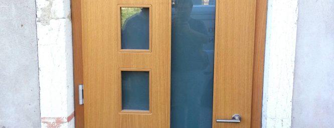 Esterno porta