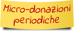 Micro-donazioni piccolo