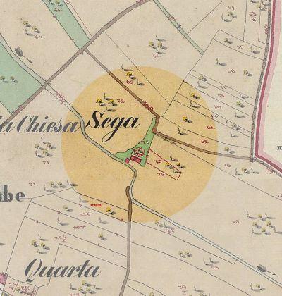 Località Sega 1859